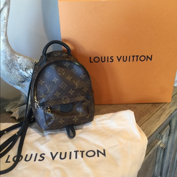 Louis Vuitton Handbags - Louis Vuitton Palm Springs Mini Backpack